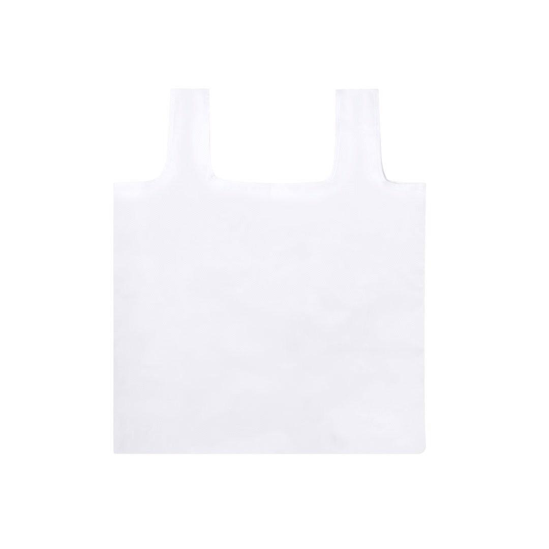 Bolsa Plegable Restun - Blanco