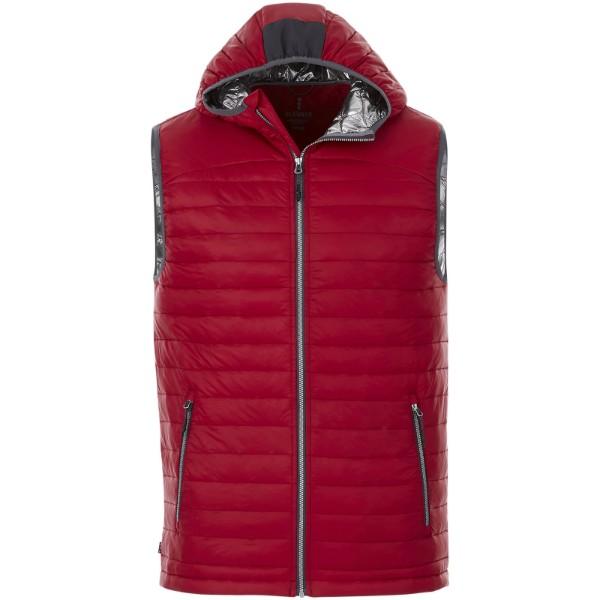 Junction men's insulated bodywarmer - Red / S