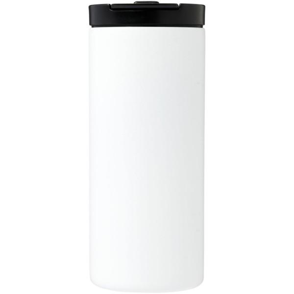 "Vaso de 360 ml con aislamiento de cobre al vacío ""Lebou"" - Blanco"