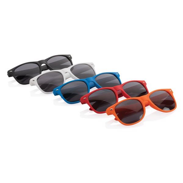 Sluneční brýle UV 400 - Oranžová / Černá