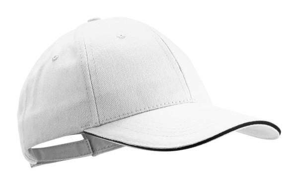 Șapcă Baseball Rubec - Alb