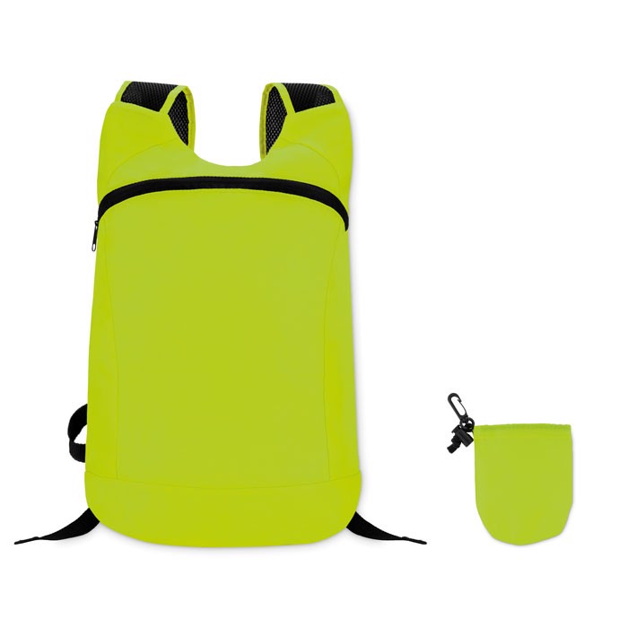 Sports rucksack in ripstop Joggy - Lime