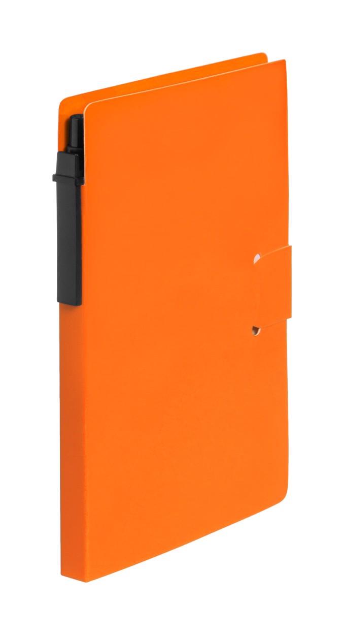 Blok Prent - Oranžová