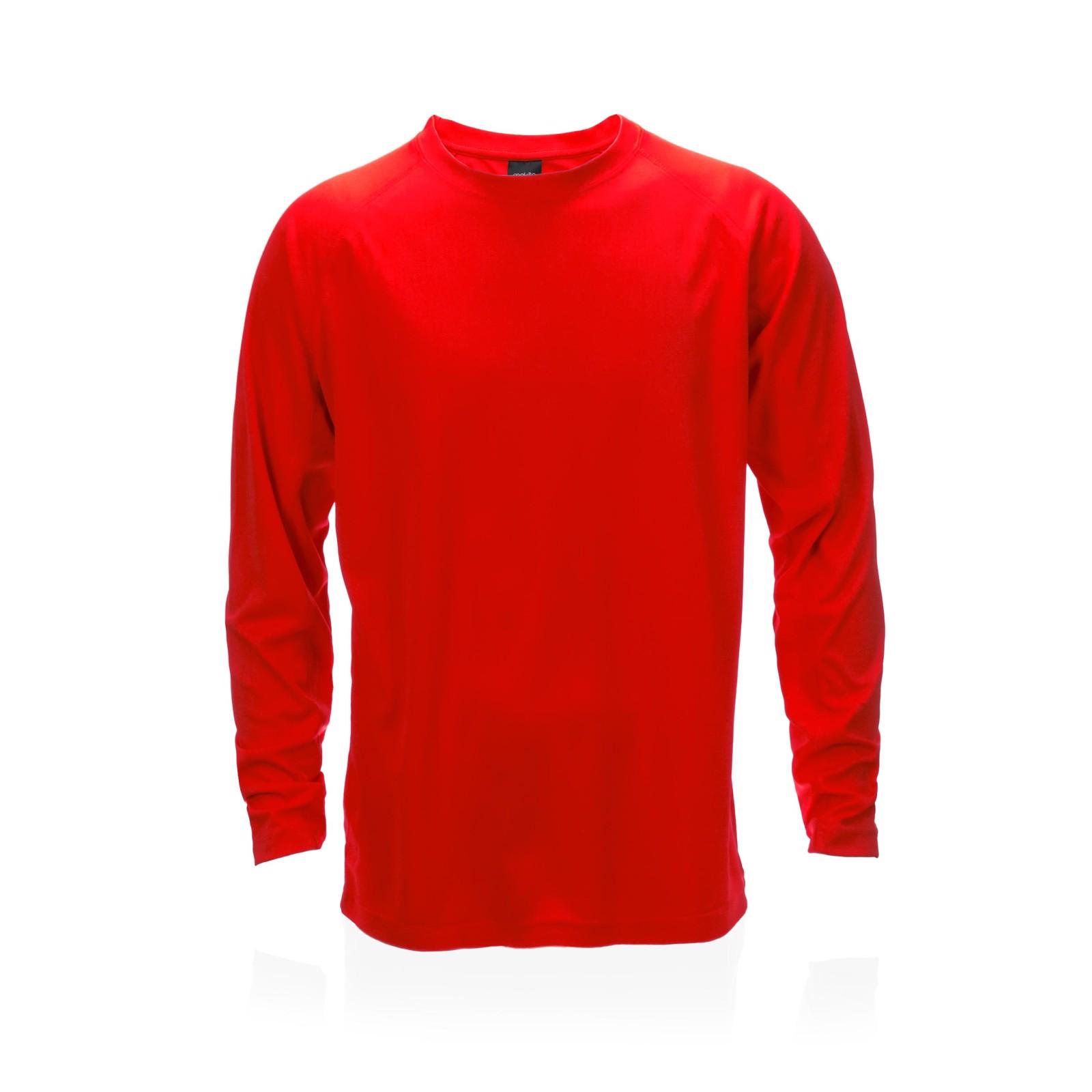 Camiseta Adulto Tecnik Maik - Rojo / XL