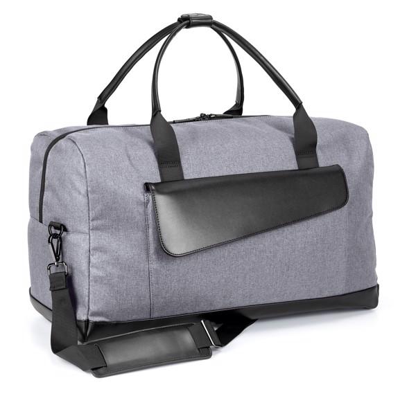 MOTION BAG. MOTION luxusní cestovní taška - Světle Šedá