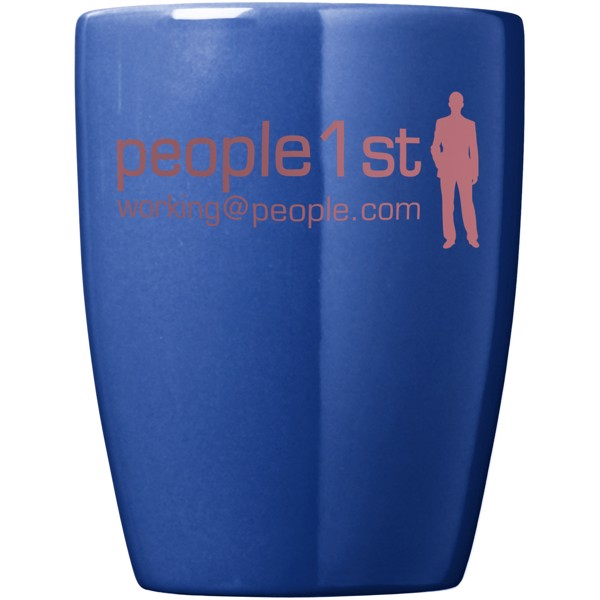 Medellin 350 ml ceramic mug - Blue