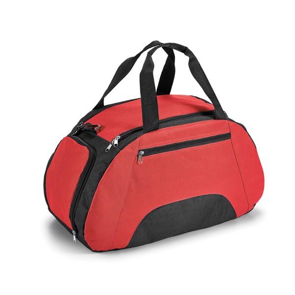 FIT. Sporttasche - Rot