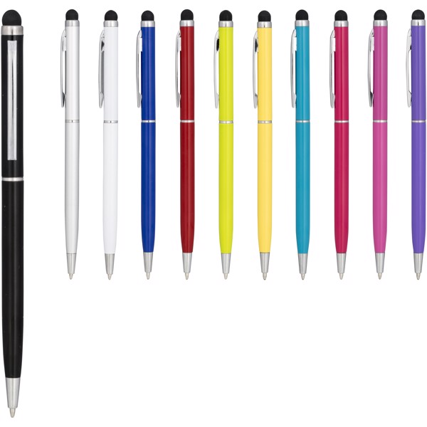 Joyce aluminium ballpoint pen - Yellow