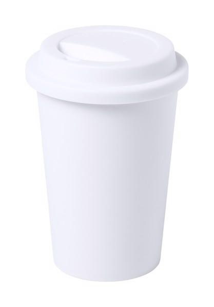 Antibakteriální Termo Hrnek Koton - Bílá