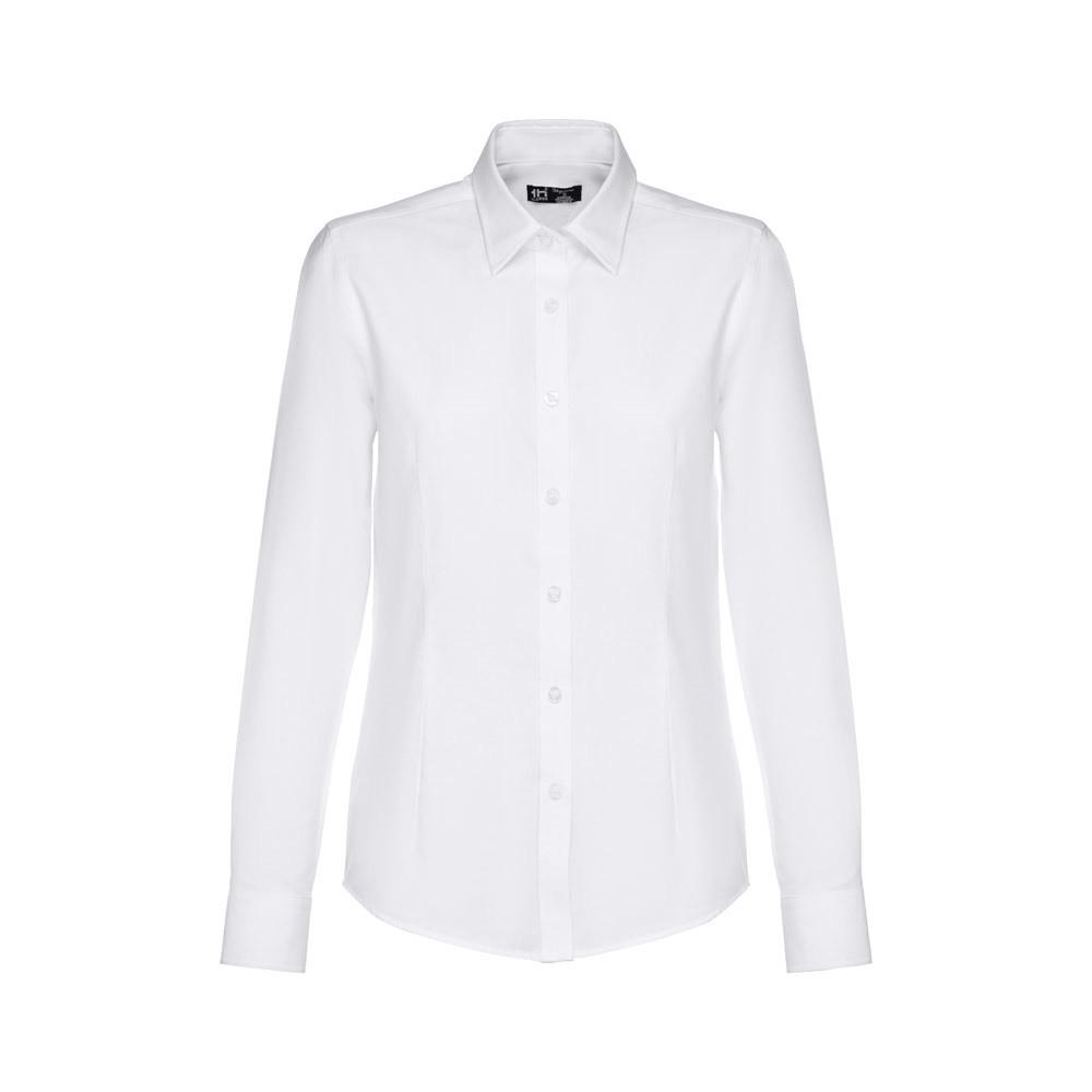 THC TOKYO WOMEN WH. Dámská oxfordská košile - Bílá / S