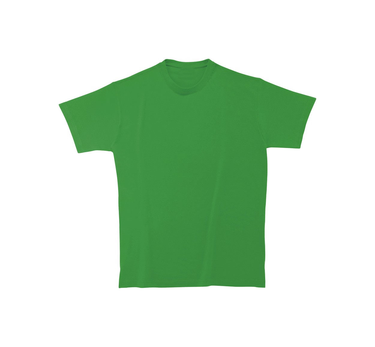T-Shirt Heavy Cotton - Green / M