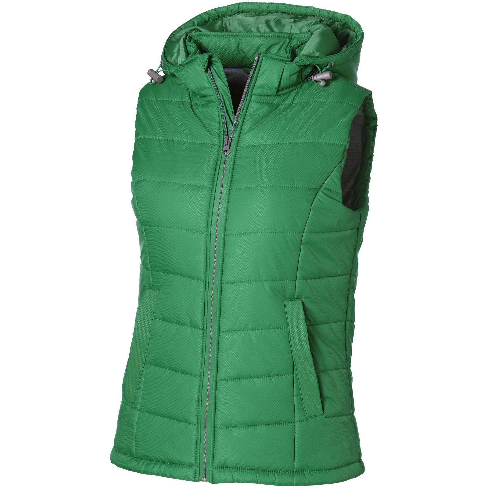 Dámská vesta Mixed Doubles - Světle zelená / XL