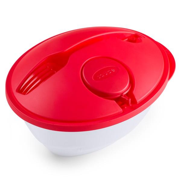 Ensaladera Kaprex - Rojo