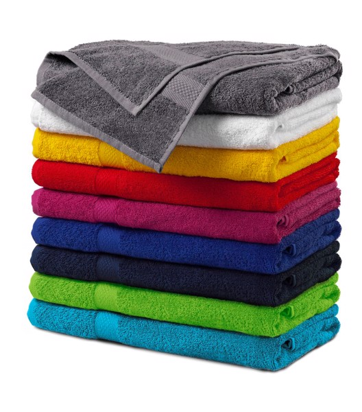 Osuška unisex Malfini Terry Bath Towel - Bílá / 70 x 140 cm