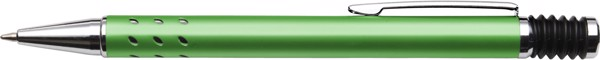 Aluminium ballpen - Green