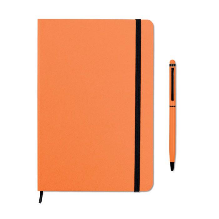 Notebook set Neilo Set - Orange
