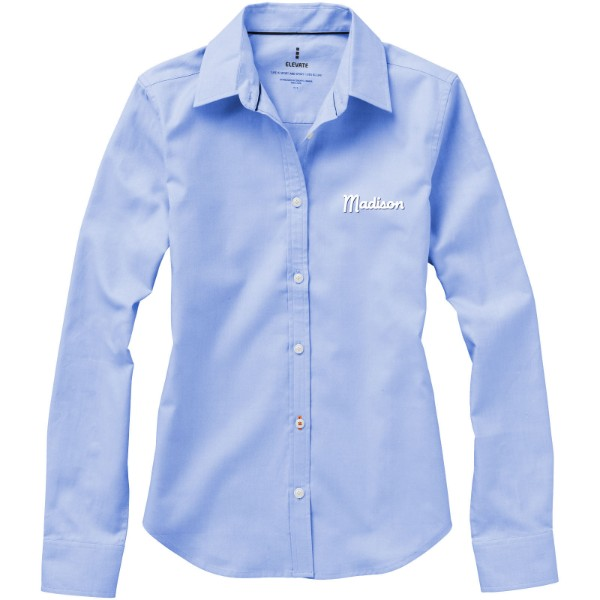 Dámská košile Vaillant - Světle modrá / L