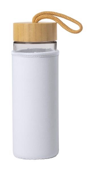 Sticlă Sport Lurok - Alb