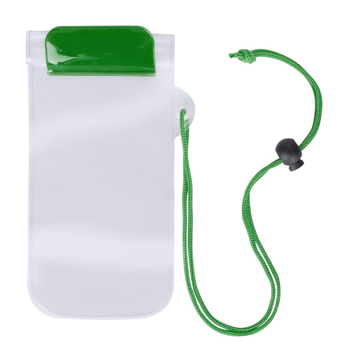 Voděodolný Obal Na Mobil Waterpro - Zelená