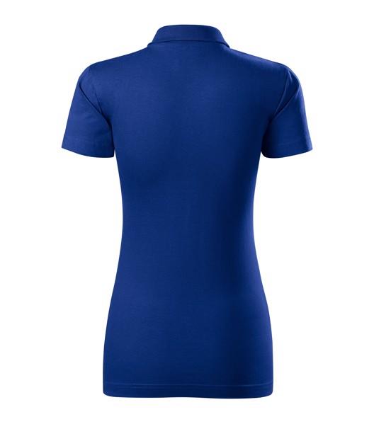 Polo Shirt Ladies Malfini Single J. - Royal Blue / XL