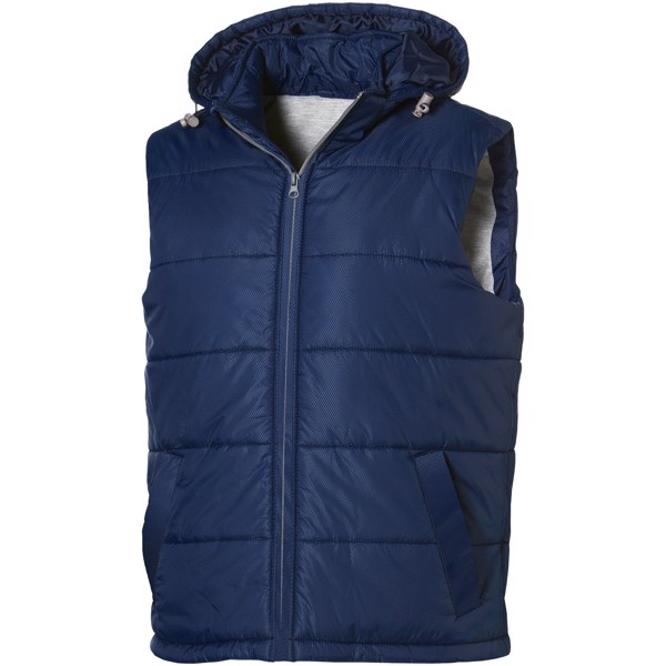 Mixed doubles bodywarmer - Navy / 3XL