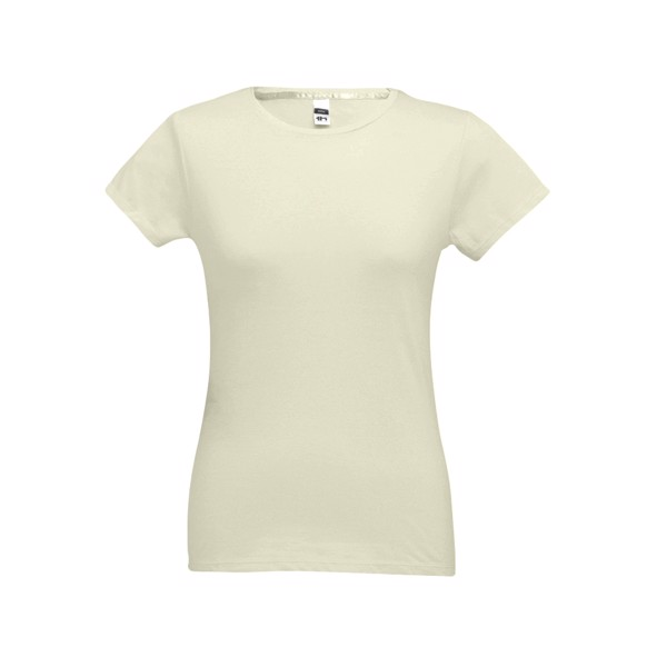 THC SOFIA. Women's t-shirt - Pastel Yellow / S