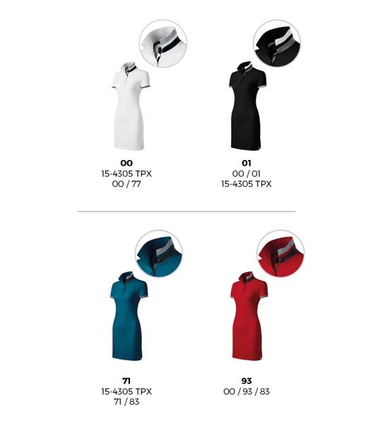 Dress women's Malfinipremium Dress up - Petrol Blue / M