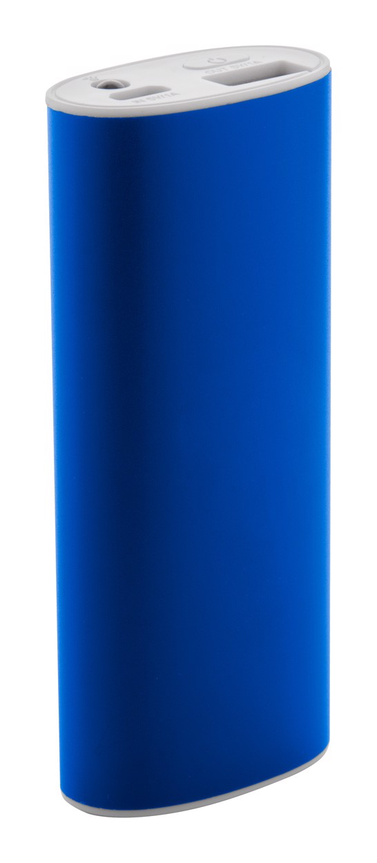 Usb Power Banka Cufton - Modrá / Bílá