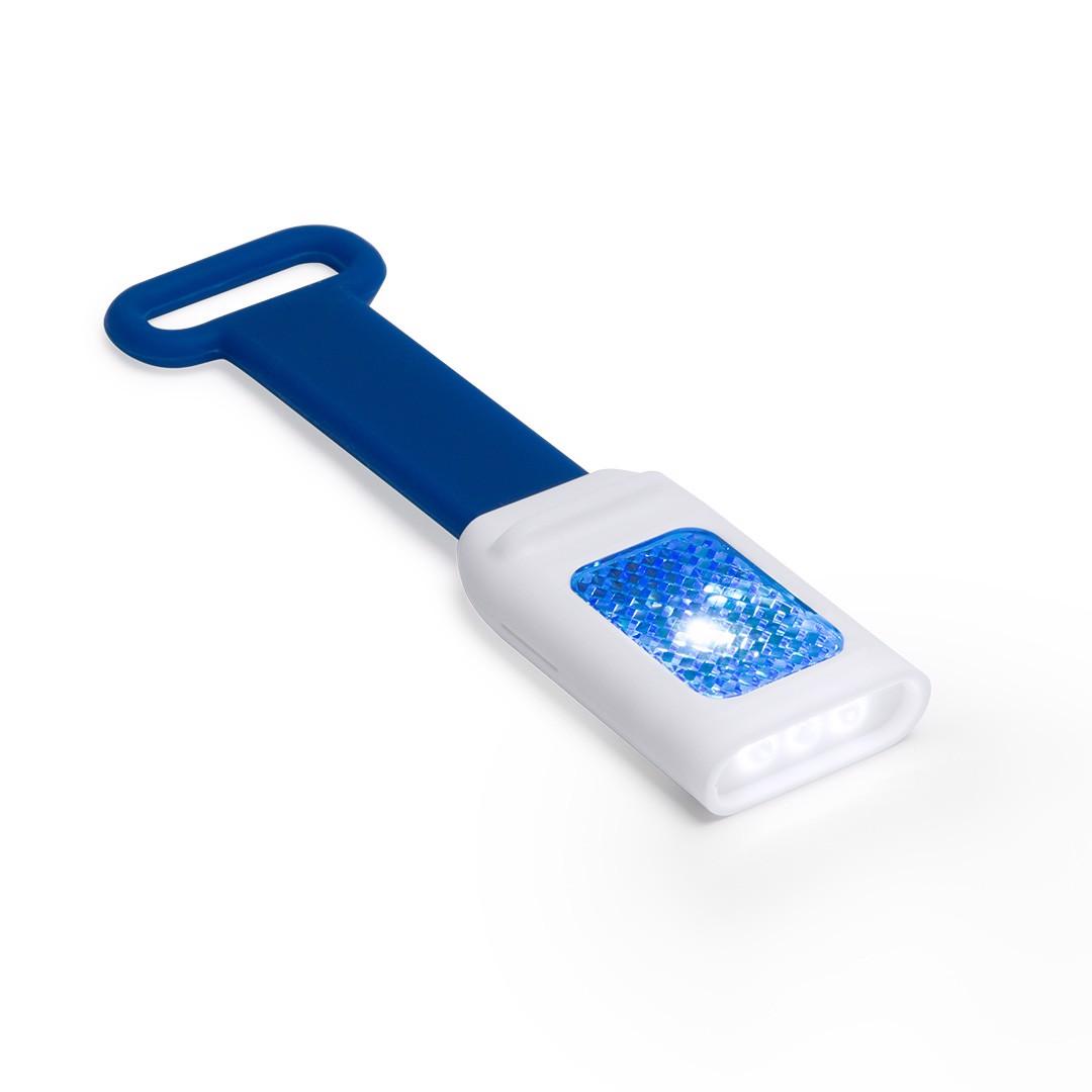 Torch Plaup - Blue
