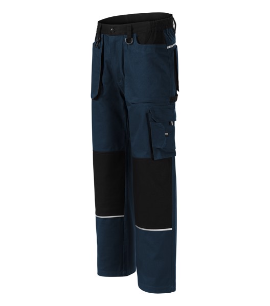 Work Trousers Gents Rimeck Woody - Navy Blue / 2XL