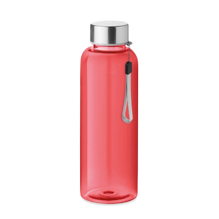 Tritan bottle 500ml Utah - Transparent Red