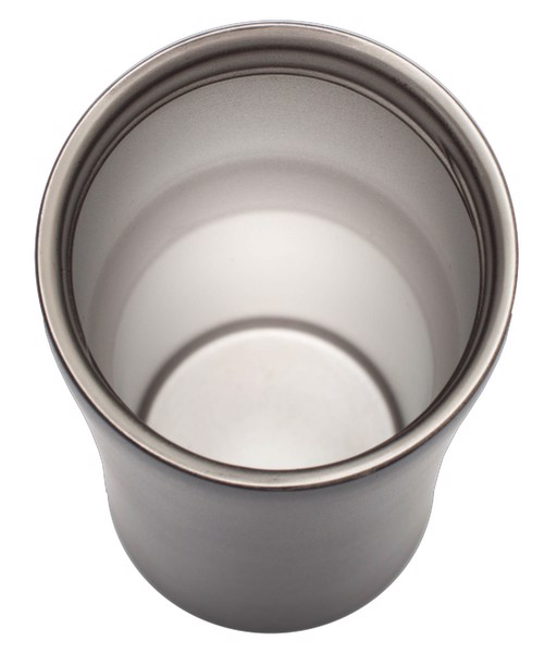 Kubek izotermiczny Lahti 450 ml - Biały