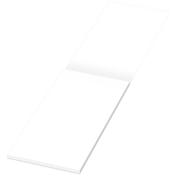 Poznámkový blok Desk-Mate® 1/3 A4 s překrývajícími se deskami