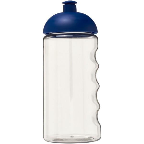 Láhev s kupolovitým víčkem H2O Bop® 500 ml - Modrá
