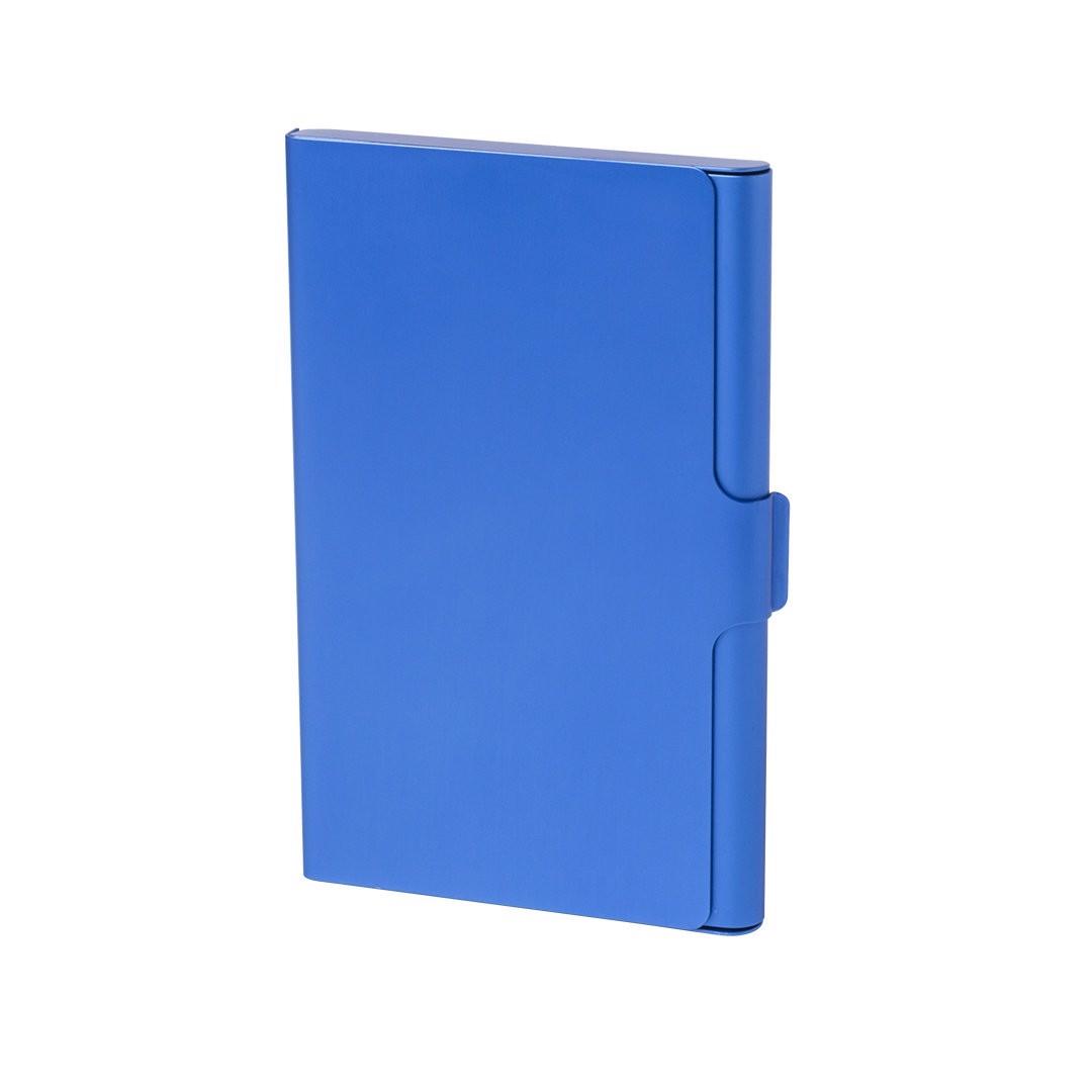 Tarjetero Bonus - Azul