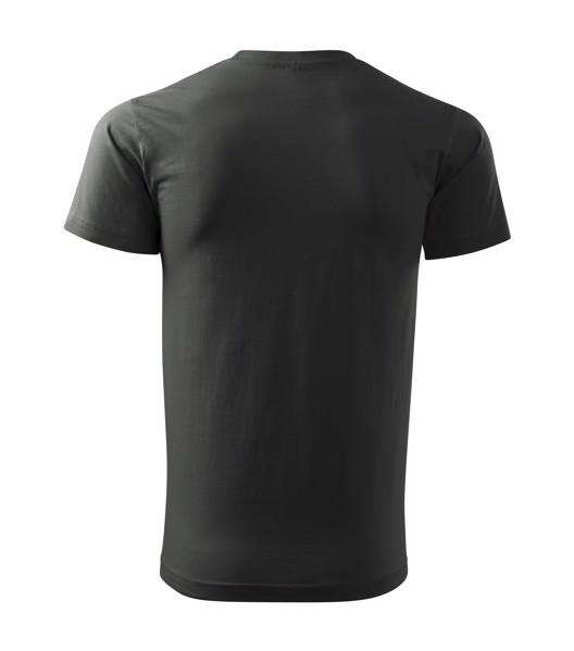 Tričko pánské Malfini Basic - Tmavá Břidlice / 4XL