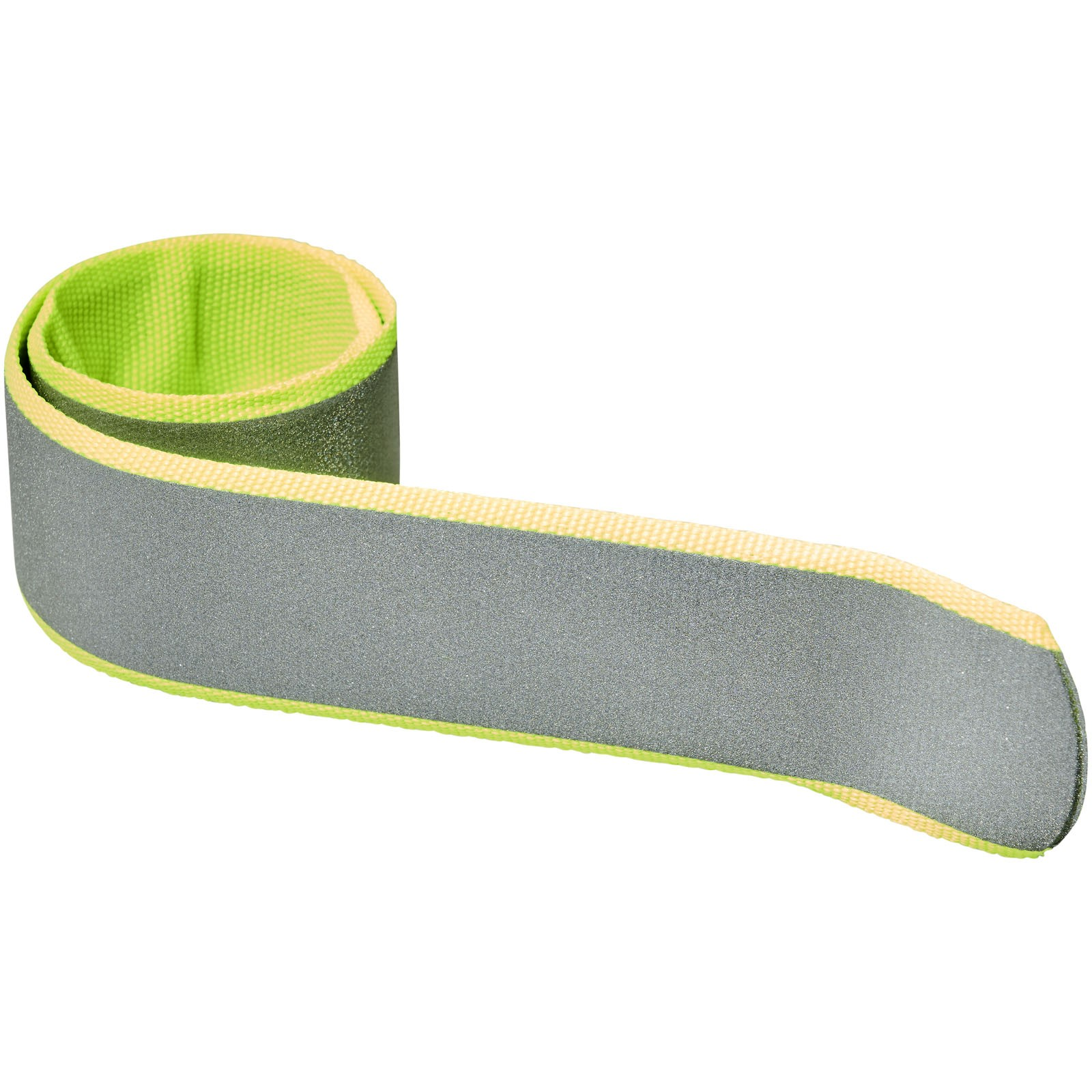 Felix reflective slap wrap - Neon yellow