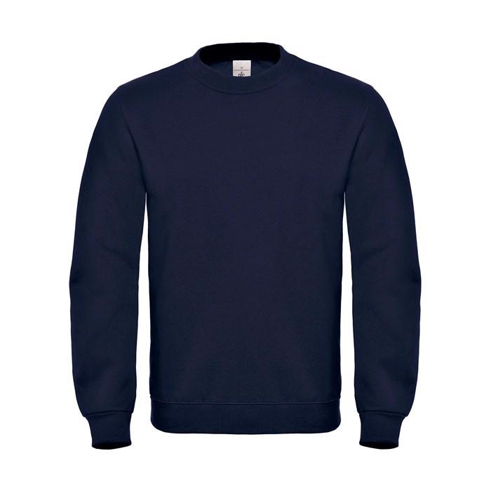 Sweatshirt Id.002 Cotton Rich Sweatshirt - Navy / XXL