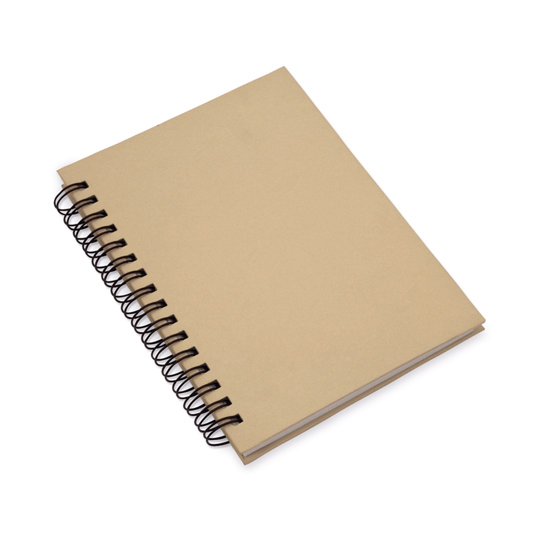 Libreta Emerot - Natural