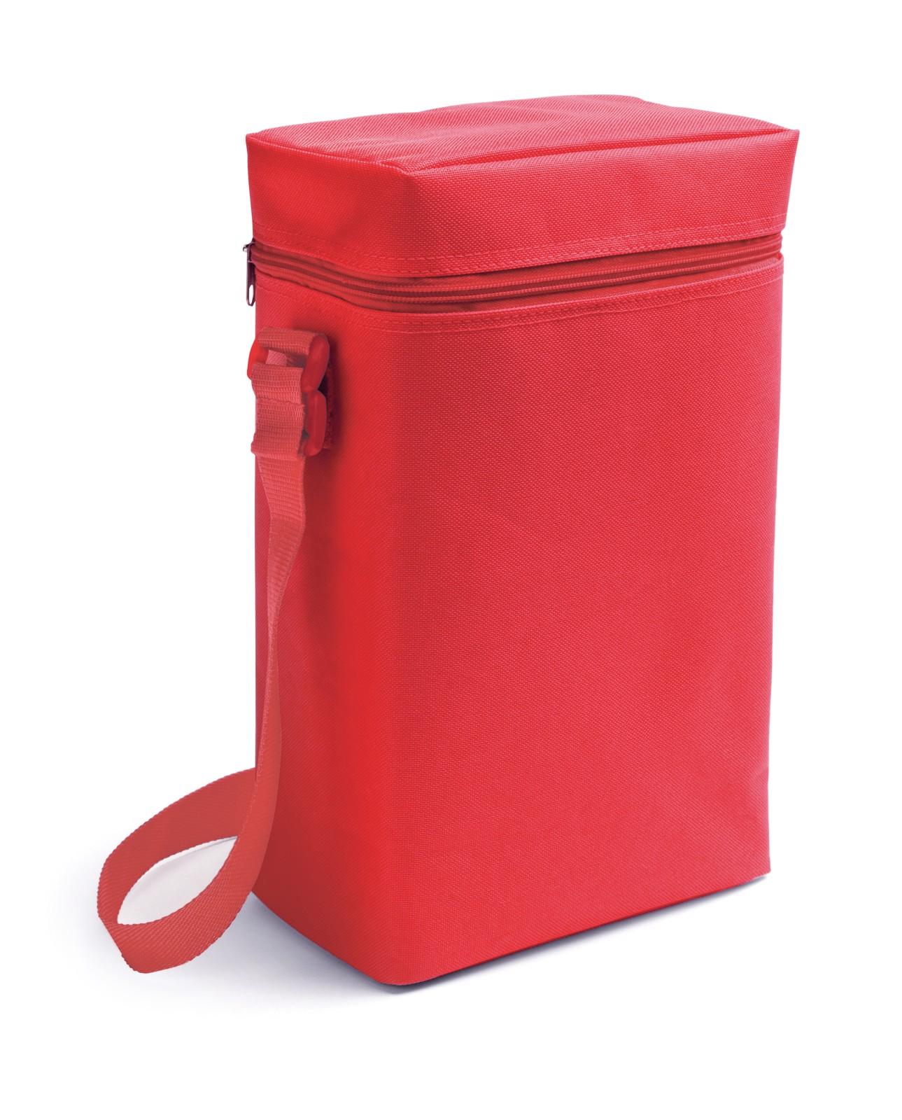 JAKARTA. Cooler bag in 600D - Red