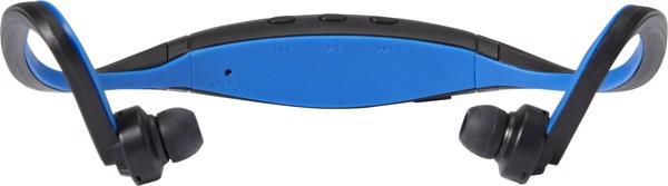 BT/Wireless-Kopfhörer 'Free' aus Kunststoff - Cobalt Blue