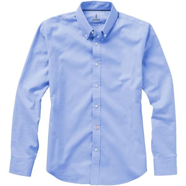 Vaillant košile s dlouhým rukávem - Světle modrá / L