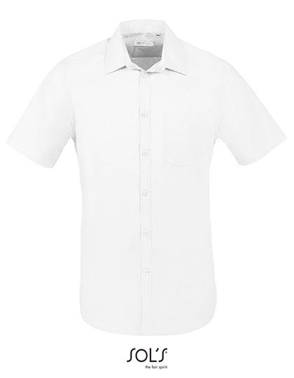 Men Bristol Fit Shirt - White / XL