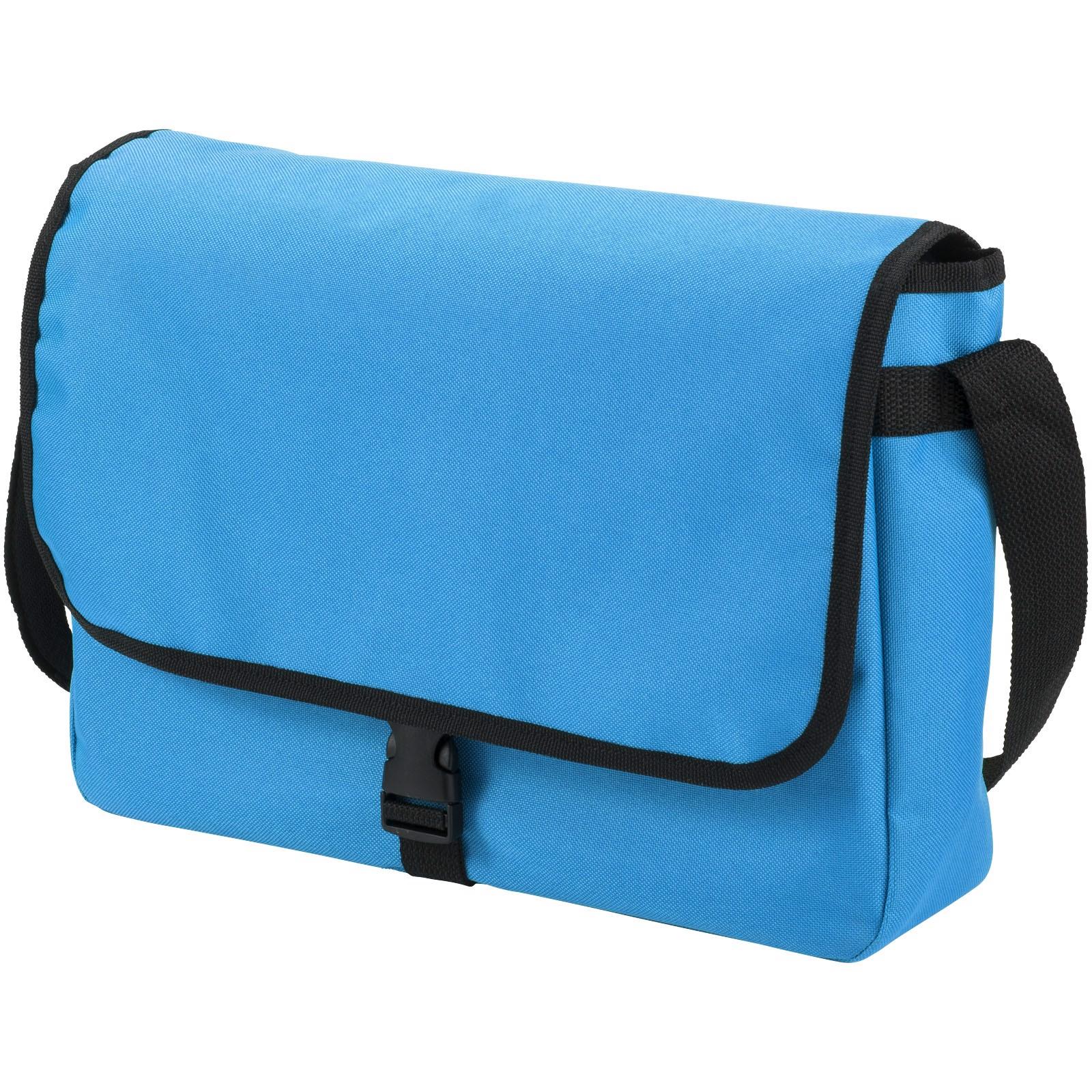 Taška přes rameno Omaha - Process blue
