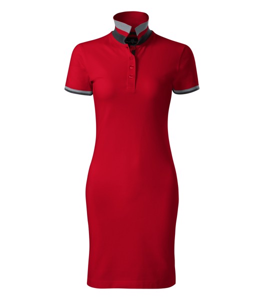 Šaty dámské Malfinipremium Dress up - Formula Red / M
