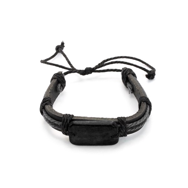 Bracelet Karim - Black