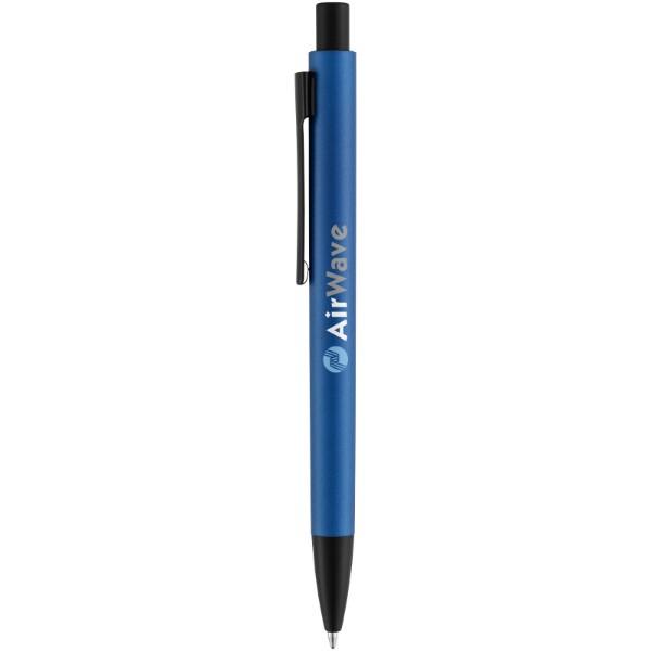 Ardea aluminium ballpoint pen - Blue