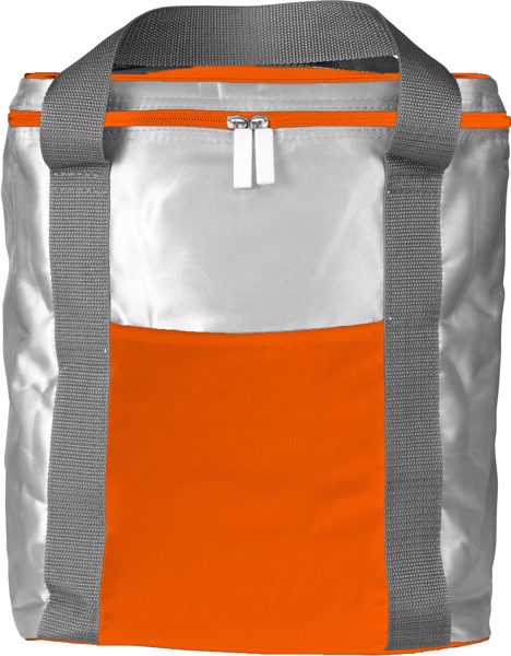 Kühltasche 'Volume' aus Polyester - Orange