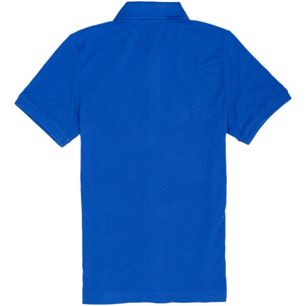 Polo manches courtes pour femmes Crandall - Bleu / XXL