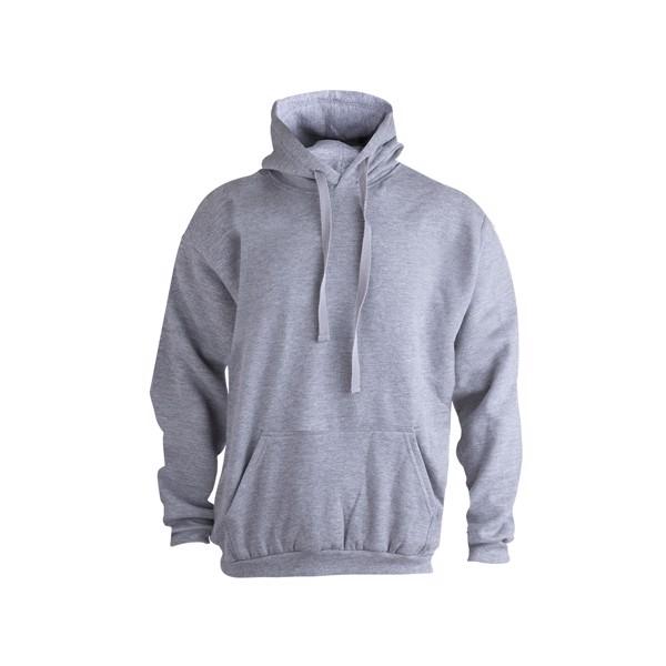 """Adult Hooded Sweatshirt """"keya"""" SWP280 - Grey / M"""